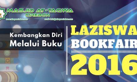 Kembangkan Diri Melalui Buku (LAZISWA Bookfair 2016)