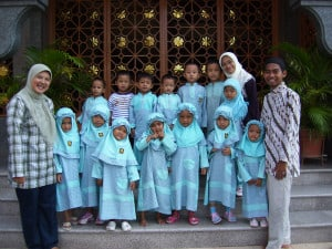 tempat belajar al quran untuk anak-anak di cirebon
