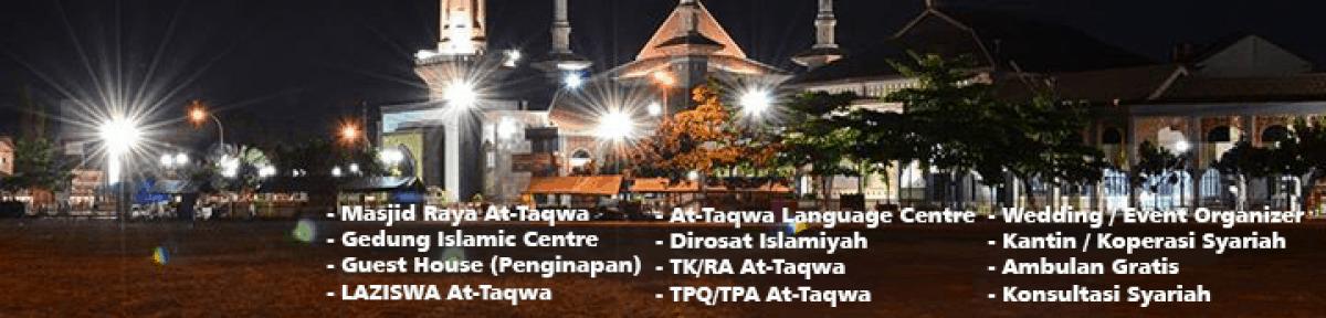 Masjid Raya At-Taqwa Kota Cirebon