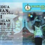Hari Kedua Ramadhan, Polisi Pantau Jalan At-Taqwa