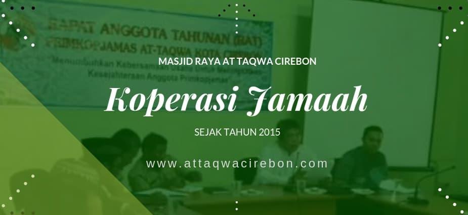 Koperasi Jamaah Masjid At Taqwa Cirebon