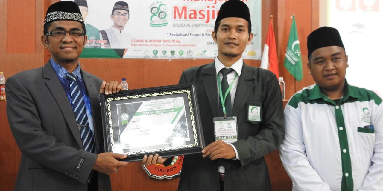 Meramaikan Gebyar Milad Al Jam'iyatul Al Wasliyah Kab. Cirebon