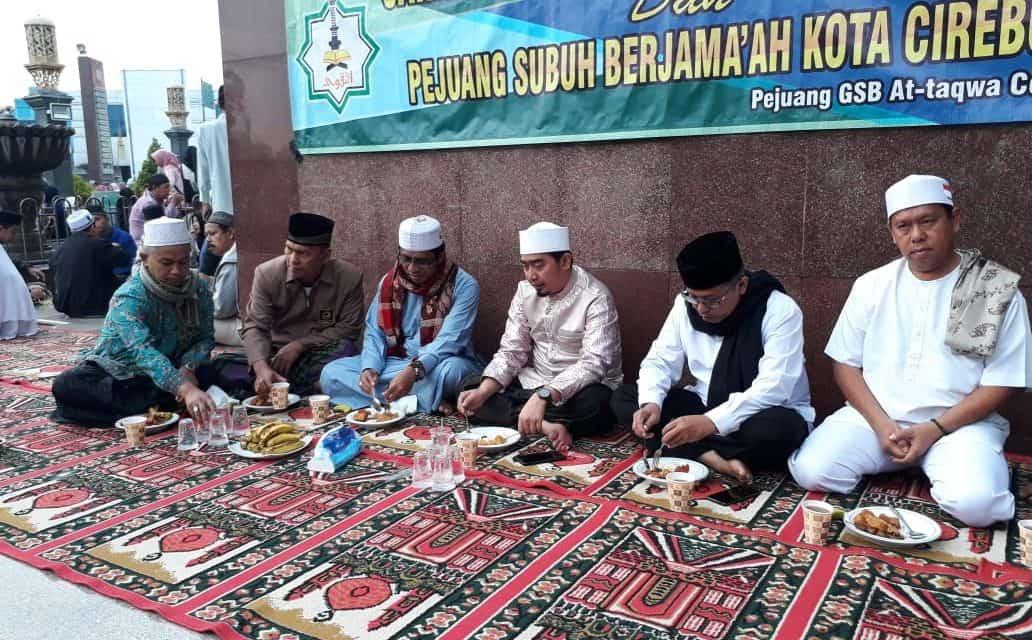 Ustadz Solmed di GSB ke 23 At-Taqwa Cirebon