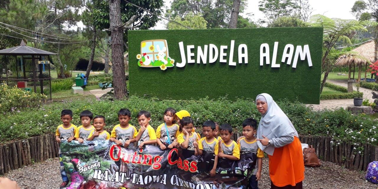 Wisata Mengenal Alam RA Attaqwa Kota Cirebon