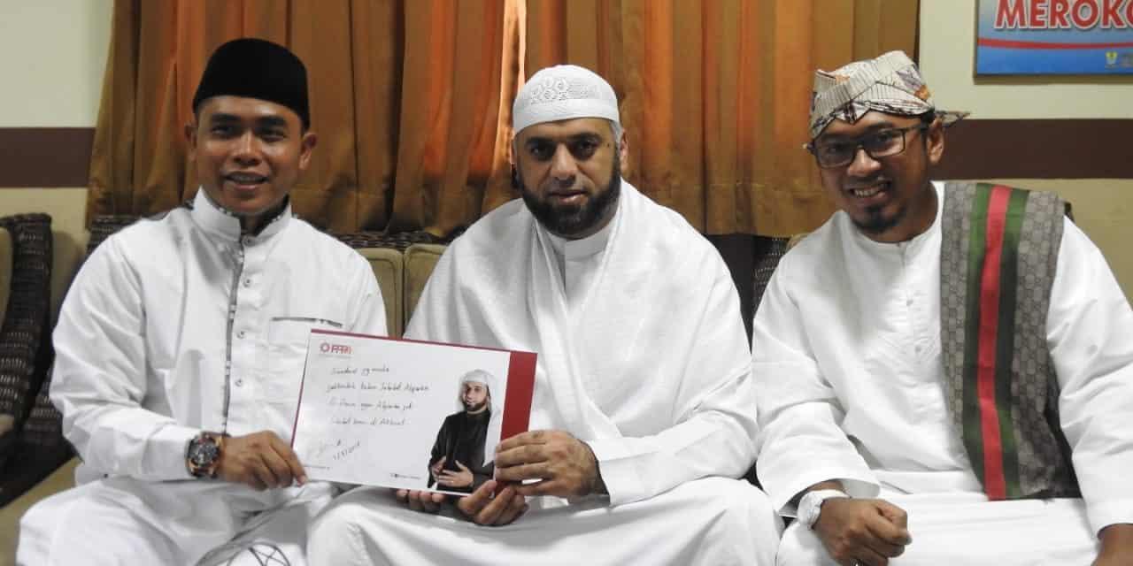 Syekh Muhammad Jaber Tarhib di Attaqwa