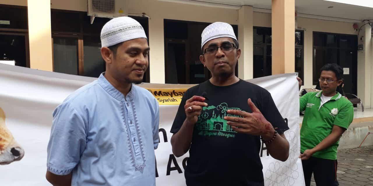 Ahmad Yani Komandoi Qurban At-Taqwa