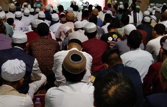 Munajat Muharram, At Taqwa Meluber