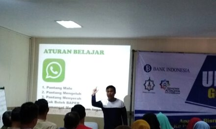 PAD ADAKAN KELAS WHATSAPP MARKETING