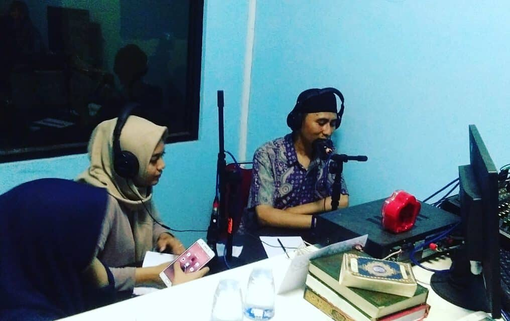Radio At Taqwa, di jugjug mahasiswa KPI