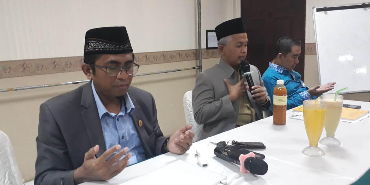 At-taqwa Rapat Gabungan Cegah Covid-19