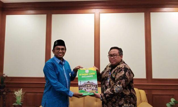 SINERGITAS AT-TAQWA CENTRE DENGAN BANK INDONESIA