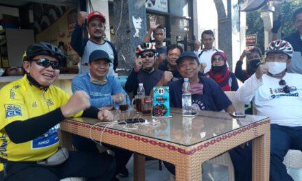 Kunjungi At-taqwa Sambil Gowes. Kemenag Kota Cirebon Apresiasi Proses Pembelajaran RA At-taqwa
