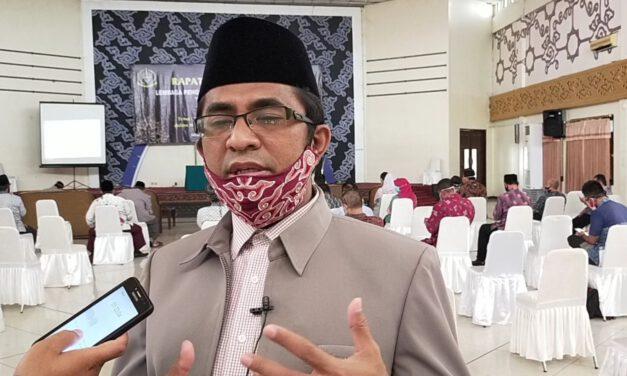 Ahmad Yani Pimpin Rapat Kerja LPTQ Kota Cirebon Tahun 2020