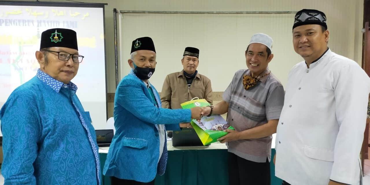 At-taqwa Kembali Jadi Rujukan. Berbagi Pengalaman Bersama Masjid Jami Ciborelang