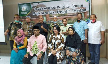 Pengurus Masjid Kuno Cirebon Siap Sambut Wisatawan