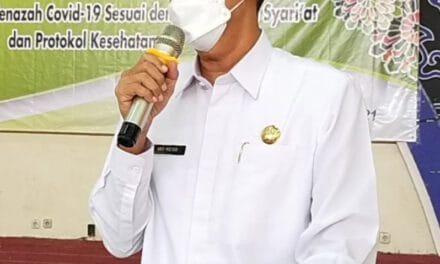 Selalu Melayani, At-taqwa Gelar Pelatihan Pemuliaan Jenazah Covid 19 Bersama Pemkot Cirebon