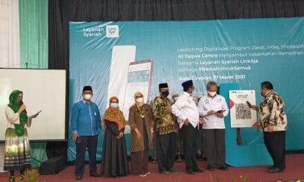 At-taqwa gandeng Link Aja, untuk digitalisasi ZISWAF