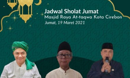 KHUTBAH JUMAT: Pandailah Membaca Diri – Drs. H. Muslim Muchlas, M.Pd.I