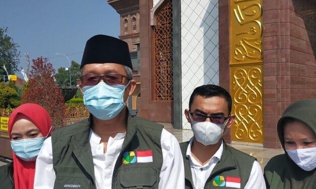 At-taqwa Sinergi Jabar Bergrak Bebersih Masjid