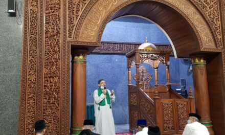 Peringatan Nuzulul Qur'an: Hakikat Makna, Mekanisme & Hikmahnya Oleh Dr. Habib Syeh Muhammad Al-Kaf, MA., Lc.