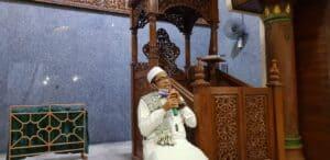 H. Ahmad Yani, M.Ag membuka penyelenggaraan Qiyamul Lail 10 hari terakhir di Masjid At-Taqwa Kota Cirebon dengan Tausiyyah