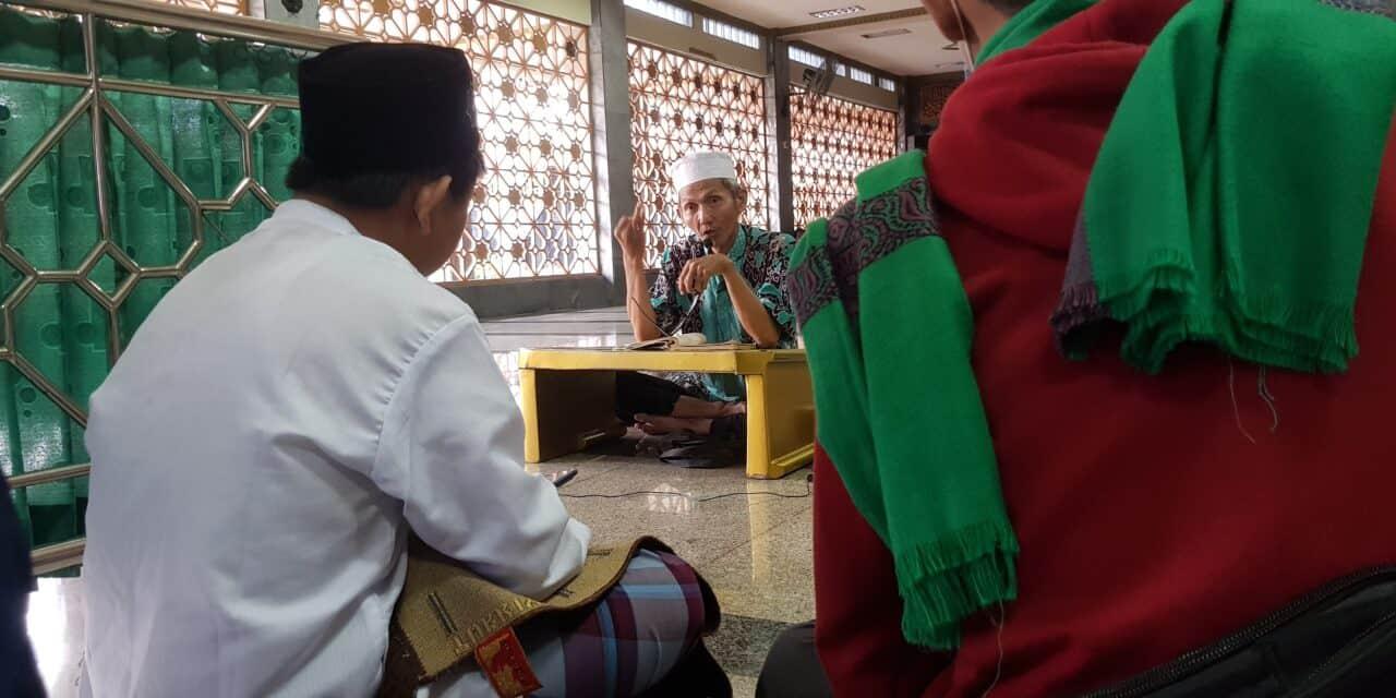 Kajian Fathul Qorib, Remaja Masjid Raya At-Taqwa Tetap Istiqomah