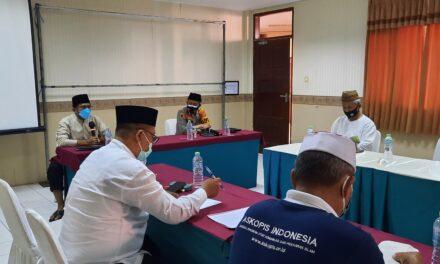 At-Taqwa Centre & DMI Gandeng Kapolres Cirebon Kota Untuk Vaksinasi Para Pengurus DKM & Marbot Masjid Se-Cirebon