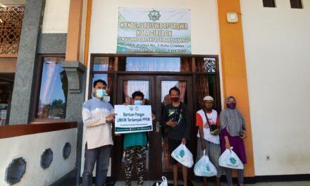 Bantuan UMKM Laziswa Attaqwa Pada Pedagang Kaki Lima