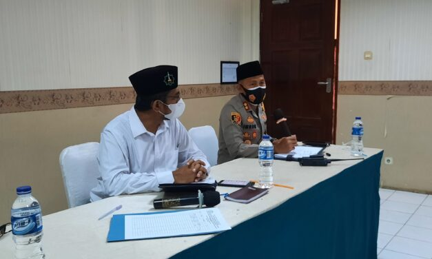 Vaksinasi Untuk 1000 Marbot & Takmir Masjid se-Kota Cirebon Siap Digelar