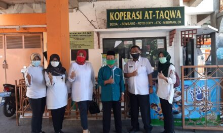 Koperasi Attaqwa Tetap Eksis Walau Tergonjang Ganjing Pandemi