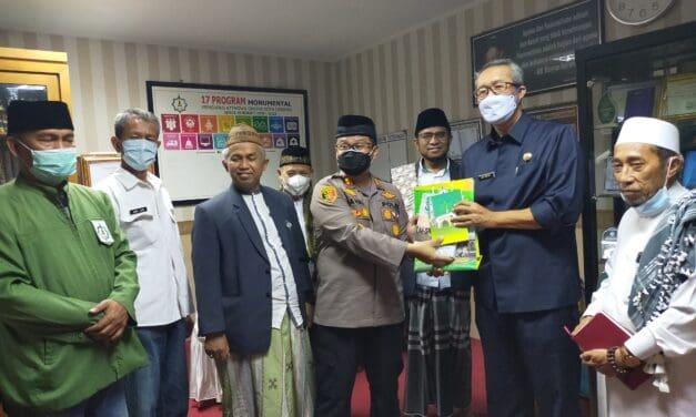 Sosialisasi Program Seribu Alquran – Seribu Mushola, Kapolres Ciko Jalin Silaturahmi Ke At-taqwa
