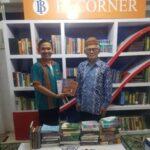 Jama'ah Mempercayakan Buku Koleksinya Di Perpustakaan Masjid Raya Attaqwa